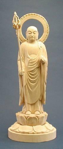 地蔵菩薩像(地蔵様、地蔵さまの...