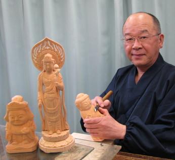 手作り仏像のご利益メニュー仏師瑞雲メニュー