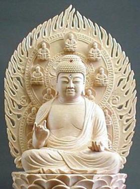 仏像の知識・光背(写真画像で学...