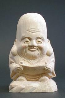 福禄寿(仏像事典七福神巡り) 仏像ドットコム・東洋仏所